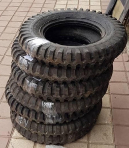 Used Tires for Suzuki And jeep willys   in Dubai, UAE