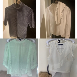Used Bunele of 4 new and preloved Size xs in Dubai, UAE
