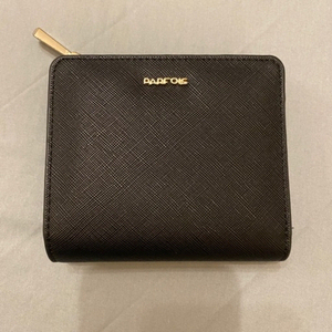 Used Parfois wallet black in Dubai, UAE
