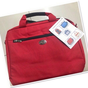 "Used Laptop bag 13-14"" size/red ♥️ in Dubai, UAE"