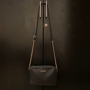 Used Aldo crossbody bag black  in Dubai, UAE