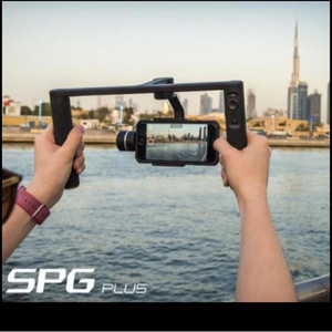 Used Gimbal for Iphone, SPG Plus 3 Axis.  in Dubai, UAE