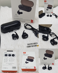 Used JBL Earbuds Black TWS 4i ♤♤ in Dubai, UAE