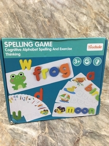 Used Spelling game sat  in Dubai, UAE