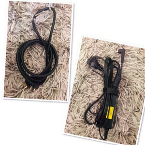 Used 2 items/ HDMI & Laptop Charger ♥️ in Dubai, UAE