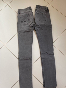 Used Two pairs branded jeans  in Dubai, UAE