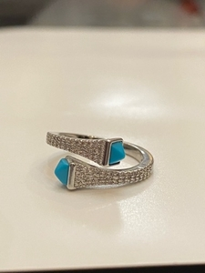 Used Marli inspired ring free size  in Dubai, UAE