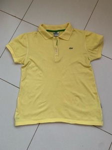 Used Top by Lacoste medium  in Dubai, UAE