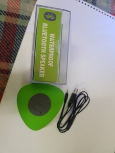 Used Waterproof Bluetooth speaker x1 in Dubai, UAE
