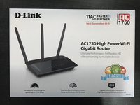 Used D-Link AC 1750 High Power Wi-Fi Router in Dubai, UAE