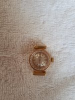 Old OMEGA watch 100% pure gold