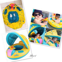 Used 2-Children inflatable Swimming Boat♏️ in Dubai, UAE