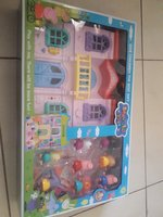 Used PEPPA PIG BEAUTIFUL VILLA TOY in Dubai, UAE