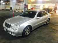 Used Mercedes-Benz E320 2003 in Dubai, UAE