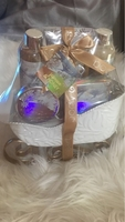 Used Pampering Gift basket for Xmas -  in Dubai, UAE
