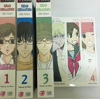 Used Hot Gimmick manga complete  in Dubai, UAE