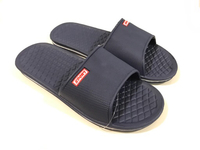 Used NEW Men's Slipper Size 42/43 Blue Color  in Dubai, UAE