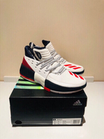 Used  BASKETBALL SHOES ADIDAS DAME 3 in Dubai, UAE