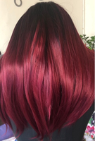 Synthetic Hair Wig/45 cm