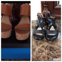 Used Two shoes size 40 New never used in Dubai, UAE