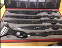 Used Knife set German brand new in Dubai, UAE