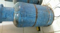 Used Gas Cylinders blue 16.0 in Dubai, UAE
