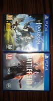 Used PS4 BF1 & Horizon (Both for 136) in Dubai, UAE