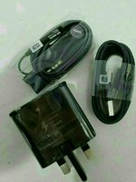 Used Samsung charger, AKG handfree and cable in Dubai, UAE