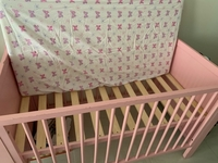 Used Wooden Crib  in Dubai, UAE