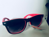 Used Red Unisex Sunglasses in Dubai, UAE