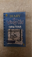 Used Diary of a Wimpy Kid: CABIN FEVER. in Dubai, UAE