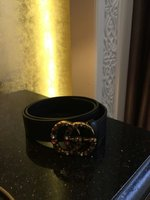 Used Used once master copy Gucci belt in Dubai, UAE