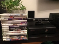 Used Xbox 360 with 14 games in Dubai, UAE