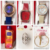 Used New watches ,rings ,bracelet ,facewash👇 in Dubai, UAE