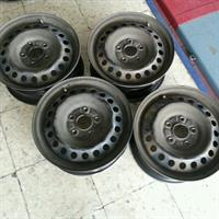 "Used Rims R15"" With Wheel Cap in Dubai, UAE"