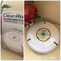 NEW 2x CLEAN ROBOT Floor Cleaners
