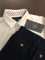 Used Tommy Hilfiger (18m-24m) Shirt and Pants in Dubai, UAE