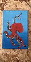 Used Octopus kids painting in Dubai, UAE