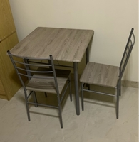 Used Gorgeous balcony/outdoor table and chair in Dubai, UAE