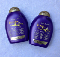 Biotine ogx shampoo n conditioner
