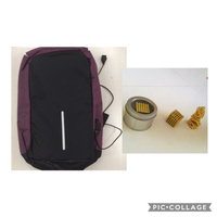 Used Bundle 1 magnetic balls + bag  in Dubai, UAE