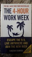Used The 4Hour work Week Book in Dubai, UAE