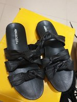Used Aierosole shoes for her in Dubai, UAE