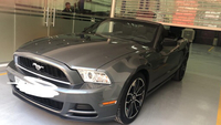 Used Mustang 2014 convertible  in Dubai, UAE