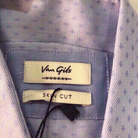 Used Van Gils shirt 👔 long sleeves 💯new in Dubai, UAE