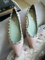 Used ORIGINAL VALENTINO FLAT SHOES..SIZE39 in Dubai, UAE