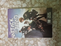Used Attack on titan manga by Hajime Isayama in Dubai, UAE