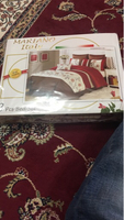 Used 3 pcs bed sheet set in Dubai, UAE