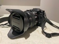 Used Fujifilm XT-3 + 16-55mm F2.8 in Dubai, UAE