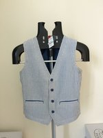 Used New boys vest bossini in Dubai, UAE